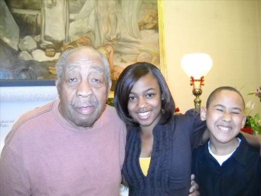 RIP Uncle Clarence