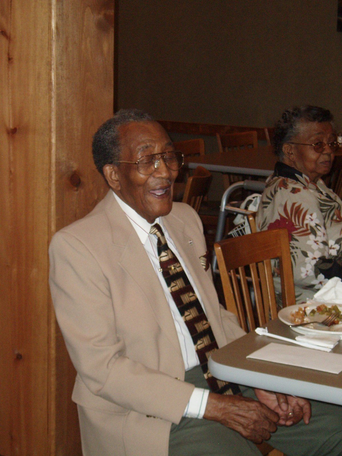 Rev. Ralph Edwards 1916 – 2013 ,Gone but not forgotten.