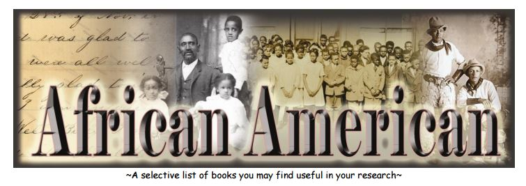 African American Resources at Allen County Genealogy Center